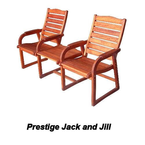 Prestige Jack & Jill Seat