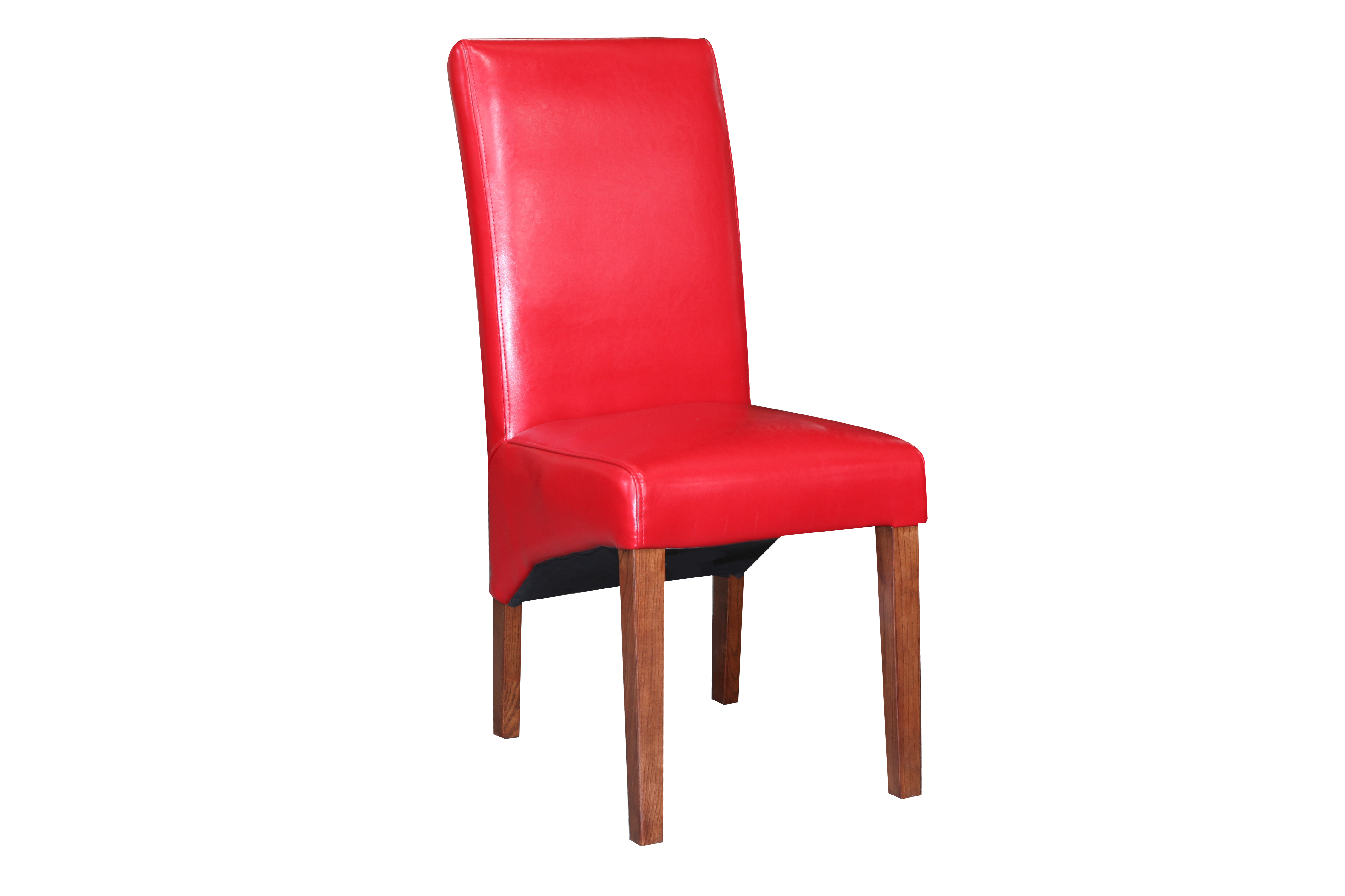 Cornel Leather Dining Chair Larkos Furniture Store