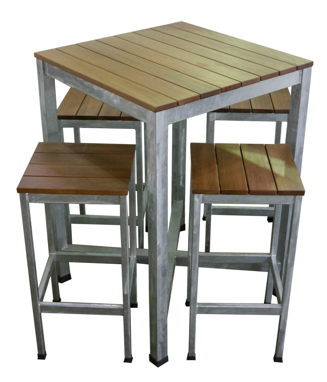 Bar Furniture Store: Beer Garden 5 Piece High Bar Setting